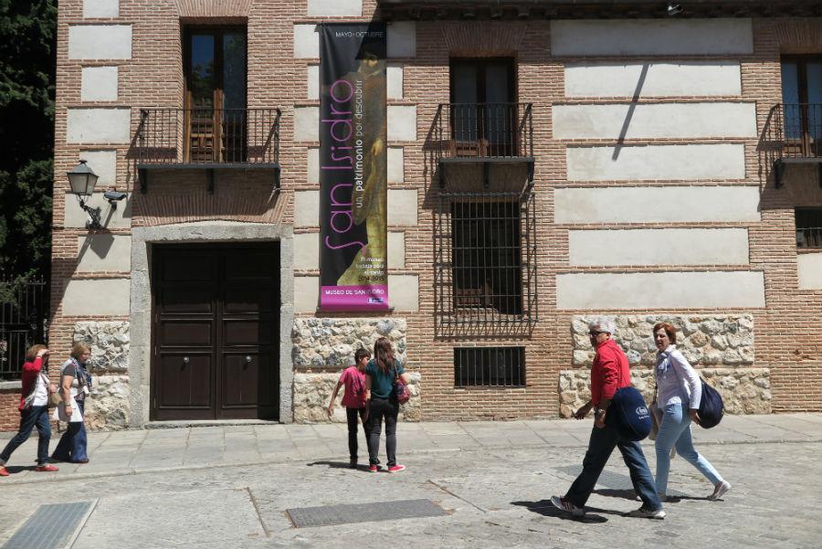Fachada del Museo de San Isidro