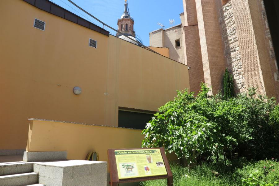 Museo de san isidro en madrid for Jardines 6 san isidro