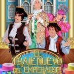 'El traje nuevo del emperador' se estrena en el Teatro Quevedo