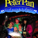 'Peter Pan en el País de la Ópera', en Madrid