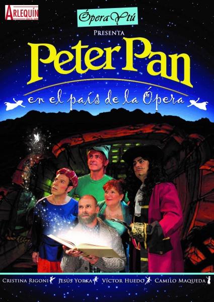 Peter-Pan-Opera