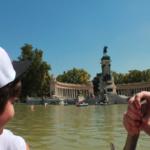 Lagos de Madrid donde pueden remar los peques