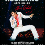 Greg Miller, el mejor imitador de Elvis, presenta RockKing en Barcelona