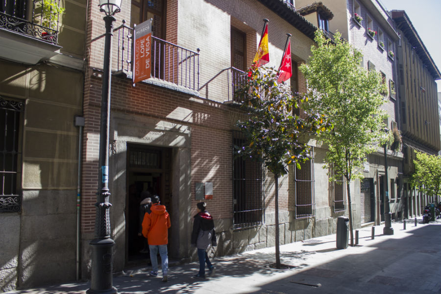 Casa museo de lope de vega - Casa vega madrid ...