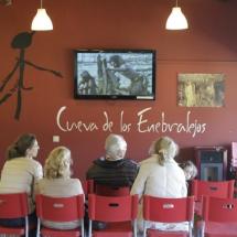 Audiovisual sobre la Cueva de Los Enebralejos, en Prádena
