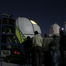 Observatorio astronómico Astrohita, en Toledo