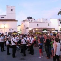 Fiesta de San Juan en Conil de La Frontera