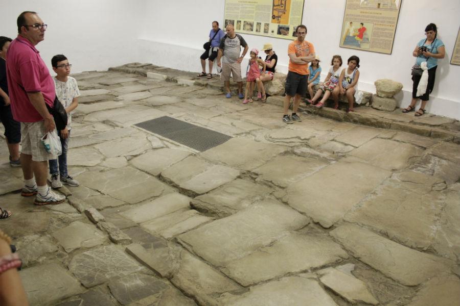 Visitamos Medina Sidonia (Cádiz), con niños