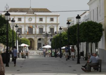 Plaza Mayor de Medina Sidonia