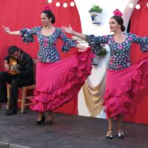 Flamenco en el Patio, espectáculo de flamenco para niños en Conil