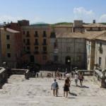 El barrio y el museo judío de Girona