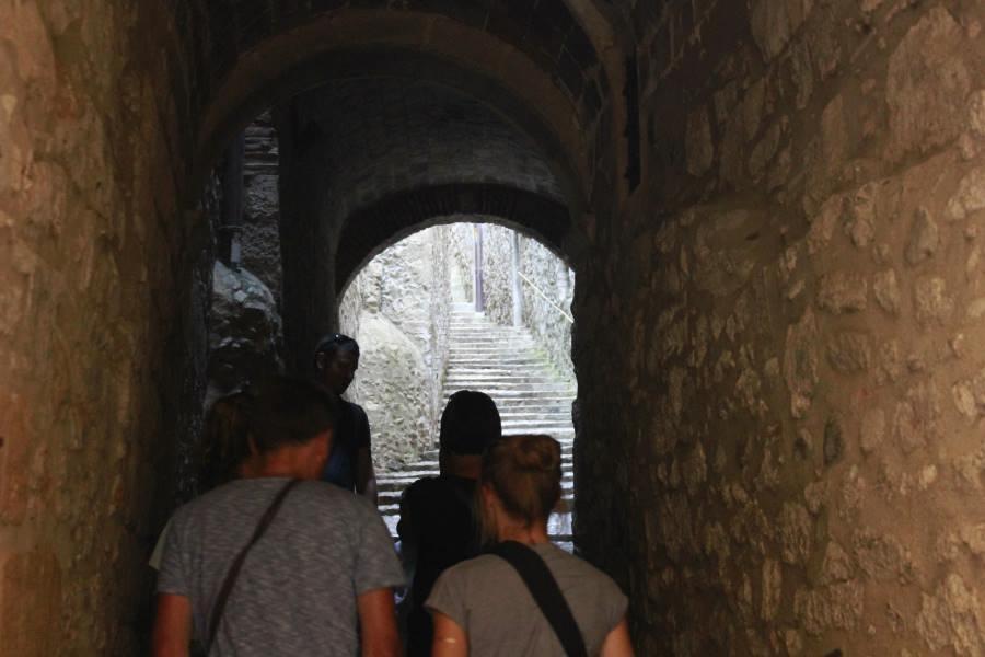 Callejuela del Barrio Judío de Girona