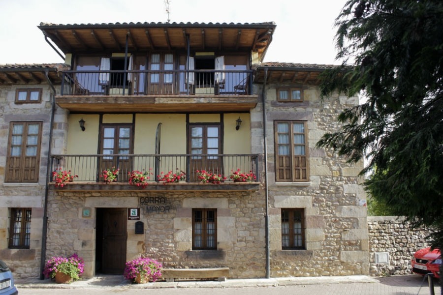 Casa Rural Corral Mayor, en Cantabria - PlanesConHijos.com