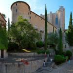 Entorno de los Baños Árabes de Girona