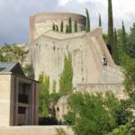 Recorremos la muralla de Girona