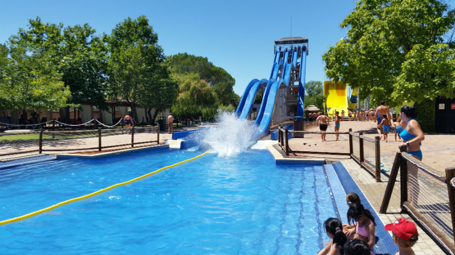 Parque acuático Aquopolis