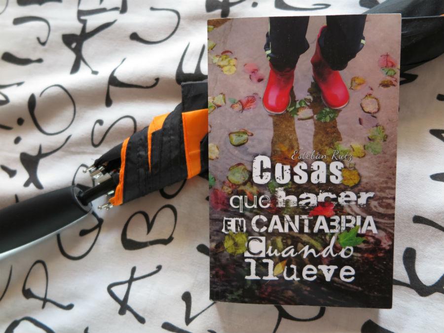 Portada del libro 'Cosas que hacer en Cantabria cuando llueve'