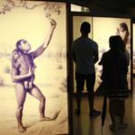 El Museo de Altamira, con niños