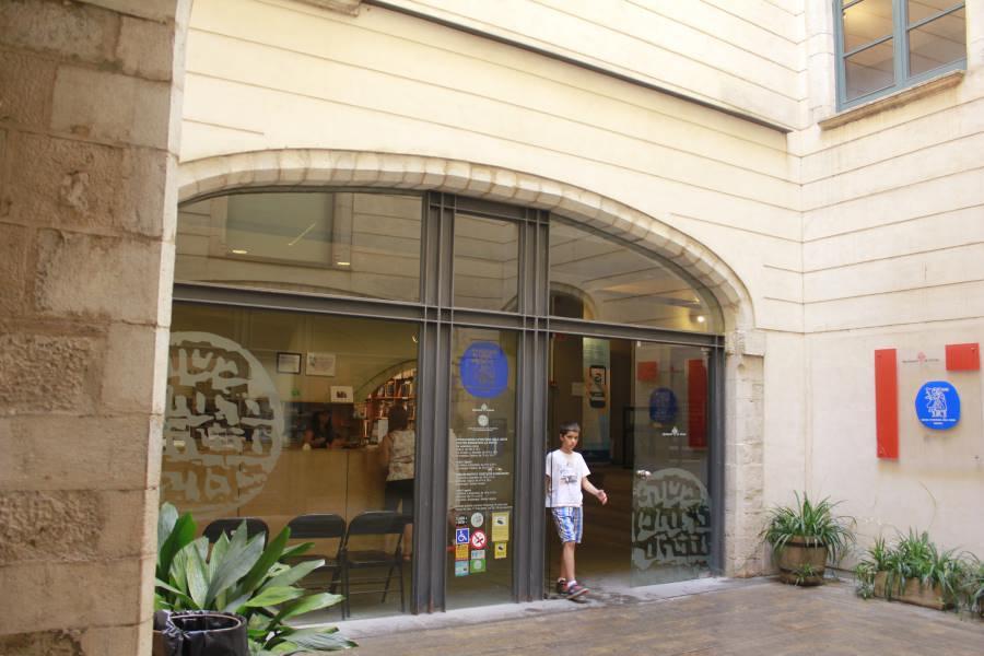 Visitamos los museos de Girona capital, con los niños