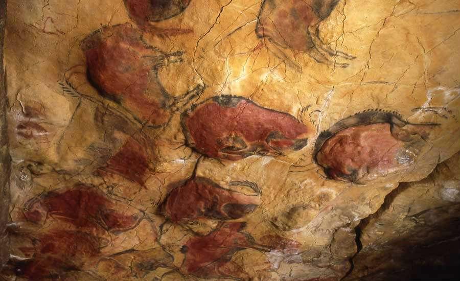 Altamira (reproducción de la Neocueva)