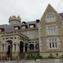 El Palacio de la Magdalena fue construido para la familia real.