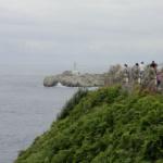 Vistas desde la Península de la Magdalena