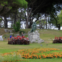 Península de la Magdalena, en Santander