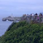 Visitamos la Península y Palacio de la Magdalena, en Santander