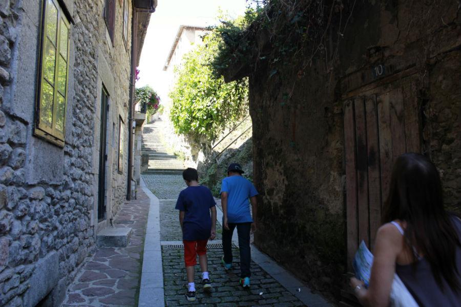 Centro histórico de San Vicente de la Barquera