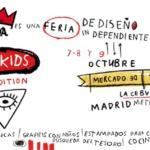 "Nómada Market celebra 'Crazy Kids' en Madrid"""