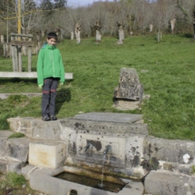 Fuente de la Virgen de Roncesvalles