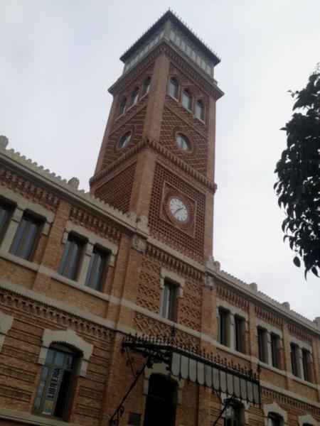 Edificio emblemático de Madrid, visitable en Open House