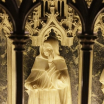 Interior de la Catedral de Pamplona