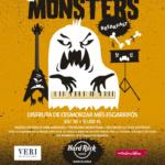 little monster rock halloween 16 barcelona