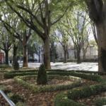 Paseo por el Parque de la Taconera, en Pamplona