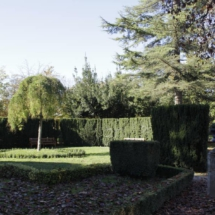 Parque de la Taconera, en Pamplona