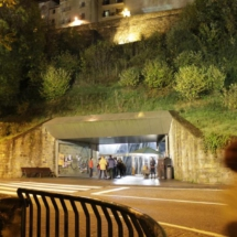 Ascensor urbano de Pamplona