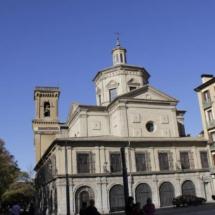 Iglesia de San Lorenzo, en Pamplona