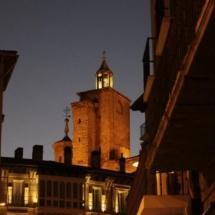 Historia de la Iglesia de San Cernín y de su pozo para bautismos