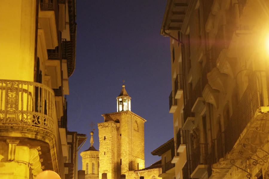 Iglesia de San Cernín
