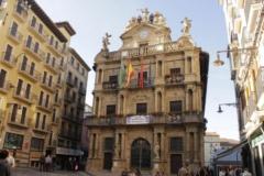 Plaza del Ayuntamiento de Pamplona