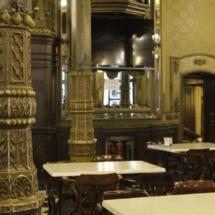 Café Iruña, en Pamplona