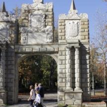 Portal de San Nicolás, en Pamplona