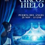 'El Circo de Hielo', espectáculo sobre patines en Madrid