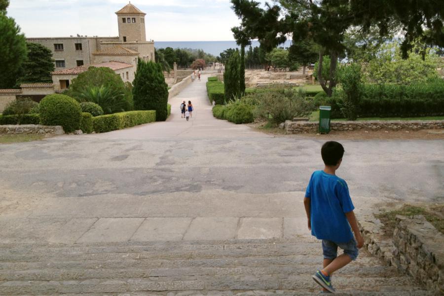 Girona Y La Costa Brava Con Ninos