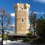 ¿Cómo es el Torreón del castillo de Arroyomolinos?