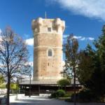 Torreón del castillo de Arroyomolinos (Madrid)