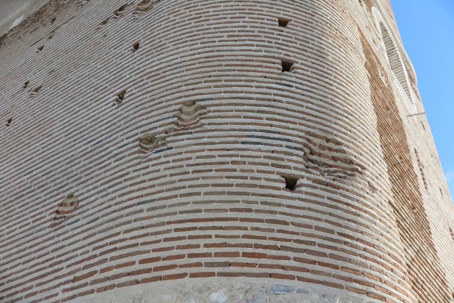 Torreón del Castillo de Arroyomolinos