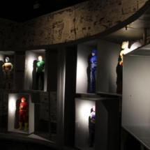 Exposición para niños: superhéroes de DC en Lego