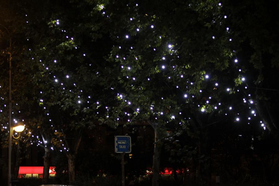 Curiosidades sobre las luces de navidad en madrid 2017 2018 - Luces de navidad ...